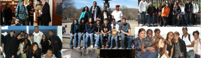 College Tour New York 2009