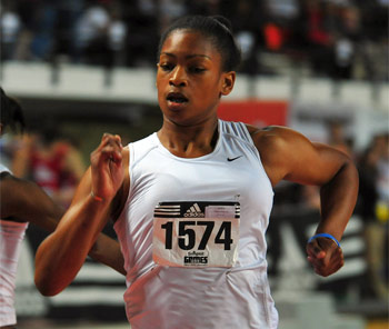 Trinity Wilson Makes Headlines For State Championship Win 2011