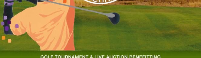 Lexus Golf Tournament Flyer