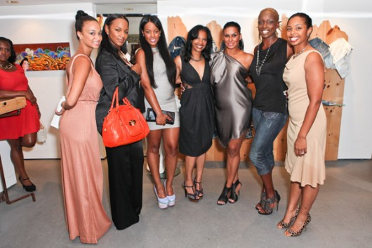 basketball wives la cast at benefit in los angeles eoydc