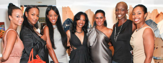 e3923491b62 Basketball Wives LA  Cast at Benefit in Los Angeles EOYDC